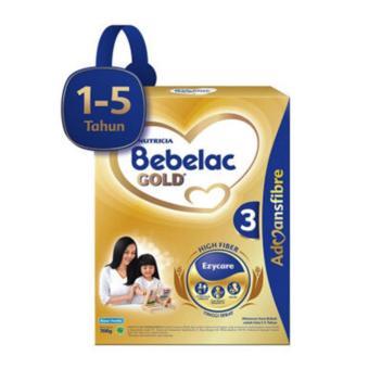Hot Deal - BEBELAC Gold 3 Susu Vanila Box - 700gr