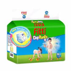 Hot Deal - FITTI Popok Day Pants Jumbo Pack M 28