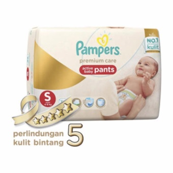 Hot Deal - PAMPERS Popok Premium Care Pants S-32