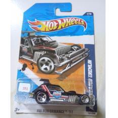 Hot Wheels - AMC Greased Gremlin Black