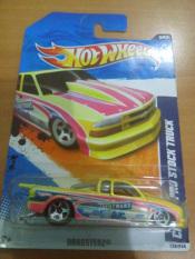 Hot Wheels - Chevy Pro Stock Truck Yellow