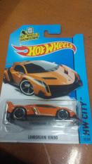 Hot Wheels - Lamborghini Veneno Orange