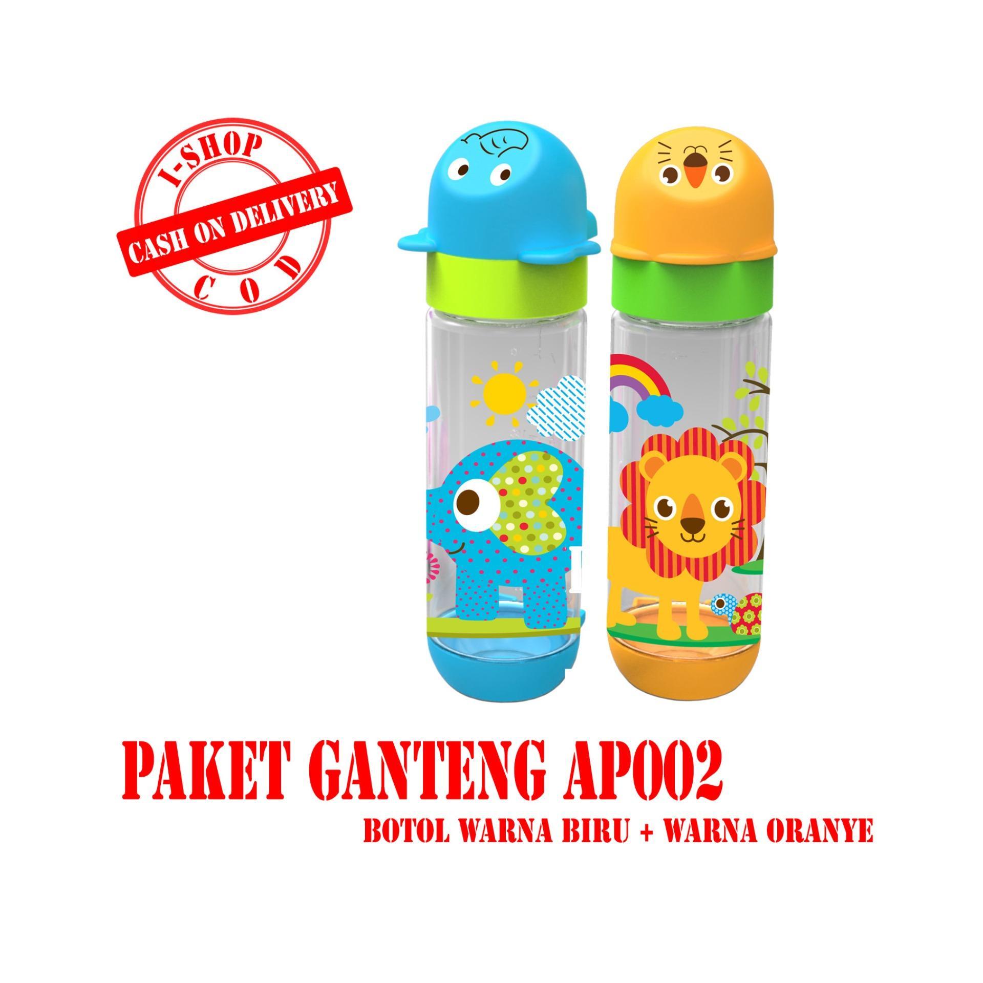 Baby Safe Feeding Bottle Bpa Free Biru 250 Ml Ap002 Botol Susu Bayi Lustybunny Pp 125 Db 1202 Cokelat Muda Discount I Shop Paket Ganteng