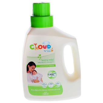 Harga Velvet Junior Cloud Baby Laundry Detergent 1200Ml