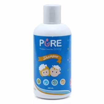 Harga Pure Baby Premium Care Shampoo For Baby - 230ml