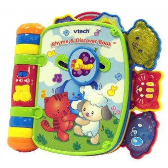 Harga Vtech Animal Friends Nursery Rhymes Book