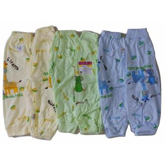 Harga Jelova Baby Angela 6pcs Celana Aby Baby Bayi Print Motif Animal Mix Warna Recommended  to 1,5 -2.5 Years