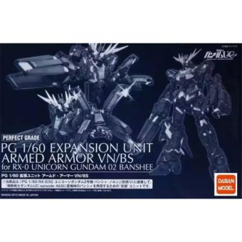 Harga Daban PG 1/60 Expansion Unit Armed Armor VN / BS for Unicorn Gundam 02 Banshee Norn