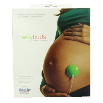 Harga Bellybuds® - Baby-Bump Sound System