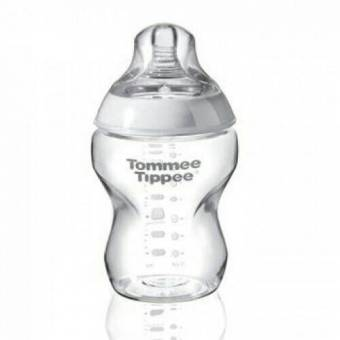 Harga Tommee Tippee Closer to Nature 260mL - 1 Botol - No Box