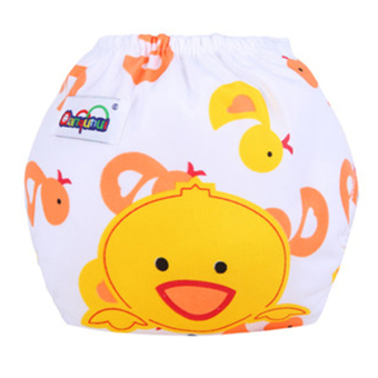 Harga Baby Infant Reusable Washable Cloth Diaper Nappy Duck Cover Adjustable Diapers