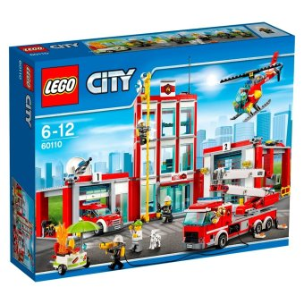 Harga LEGO® City - Fire Station