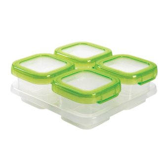 Harga OXO Tot Baby Blocks Freezer Storage Containers (120 ml)