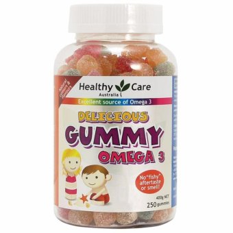 Harga Healthy Care Gummy Omega 3 - 250 Gummies