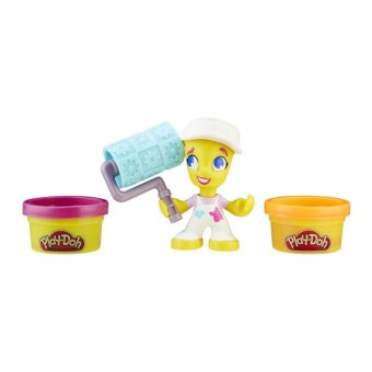 Harga Play-Doh Town Painter - B5980