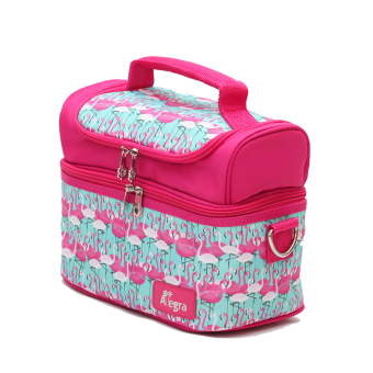 Allegra Alma Maxi Cooler Bag Pink