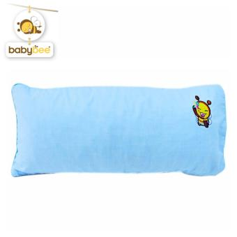 Harga Babybee Case Buddy Pillow (Blue)