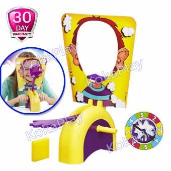 ... Multi Colour Source · Toys Hobby Anak Seru Pie Face Showdown Game Running Man 2 Players Source KokaPlay Pie Face