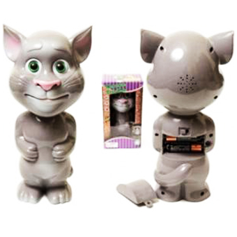 Harga BGC Talking Tom Cat Can Talk