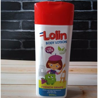 Harga Lolin Body Lotion 200ml