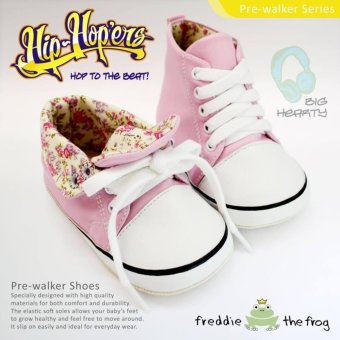 Harga SEPATU BAYI / PREWALKER SHOES by FREDDIE THE FROG - BIG HEARTY