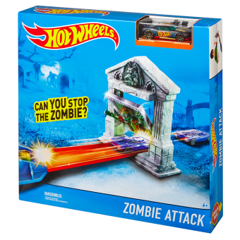 Harga HOT WHEELS® Zombie Attack