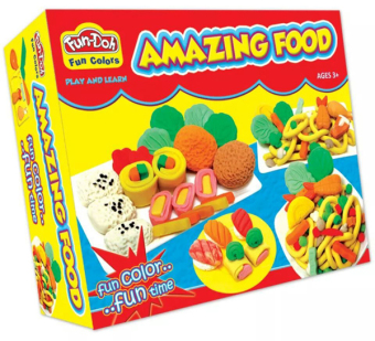 Harga Fun Doh Lilin Mainan Amazing Food