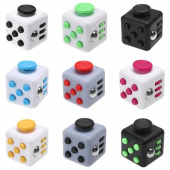Harga Fidget Cube Hand Toys Mainan Therapy Stress Relief Games