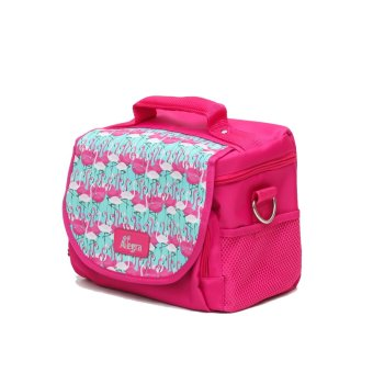 Allegra Alma Cooler Bag Pink