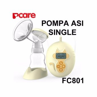 Harga Indo Dealz Pcare FC801 Electrical Breast Pump Pompa Asi Elektrik Single (Bukan Medela Swing) Pink