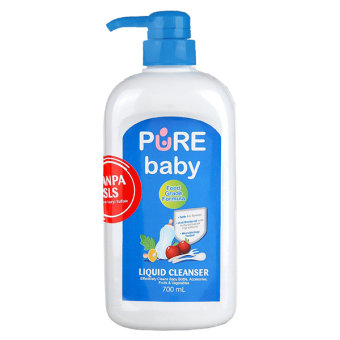 Harga Purebaby Liquid Cleanser - 700 mL