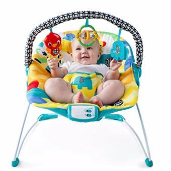 Harga NTR Weeler Bouncer 6390 Safari Smile