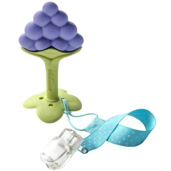Harga Mulberry Ange Teether - Grape