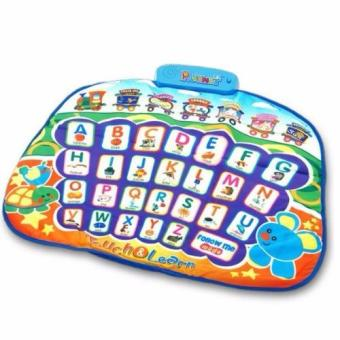 Harga TME ABC Learning Garden Playmat