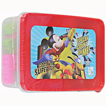 Harga Mao Kids Block Mickey mouse