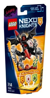 Harga LEGO® NEXO KNIGHTS™ - Ultimate Lavaria