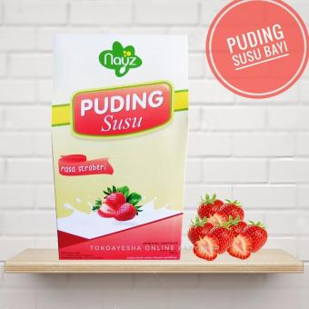 Harga Puding Susu Nayz Rasa Strawberry