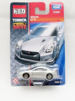 Harga Tomica Cool Drive #TCD01 - Nissan GTR - silver