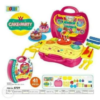 Harga Dream Toys Cake & Party (Mainan Lilin)