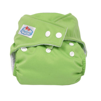 Harga PAlight Baby Washable Cloth Diaper Nappy (Green)