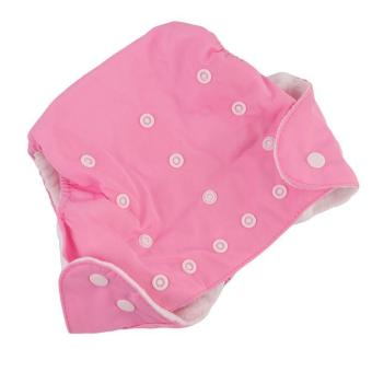 Harga LALANG Baby Newborn Cloth Diapers Washable Breathable Nappies Underpants Training Pant (Pink)