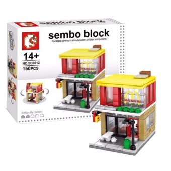 Harga Sembo Block Fried Chicken Store