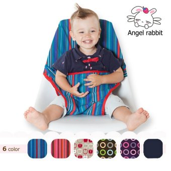 Totseat Portable Money Baby Dining Chair Safe Strap Men and Women Baby Car Safe Strap - intl