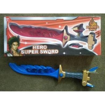 Harga JCH Hero Super Sword/Pedang Super Hero