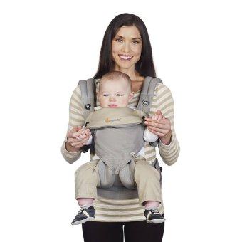 Maxi Dini Salur Abu. Source · Produsen Ergo - belakang bayi dengan empat gaya 360