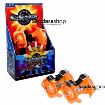 Harga Flashing Roller Skate Anak / Flashing Roller