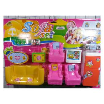Harga Toys Empire-SOFA SET,MAINAN FURNITURE RUMAH