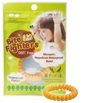 Harga US Baby - Bite Fighters Mosquito Curiy Repellent Band