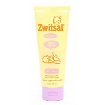 Harga Zwitsal Extra Care Baby Cream with Zinc 100 ml