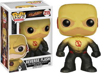 Harga Funko Pop! Television: The Flash TV Series - Reverse Flash